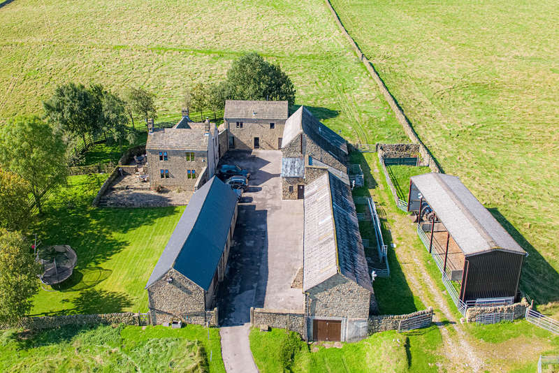 5 Bedrooms House for sale in Edge Road, Eyam, Hope Valley