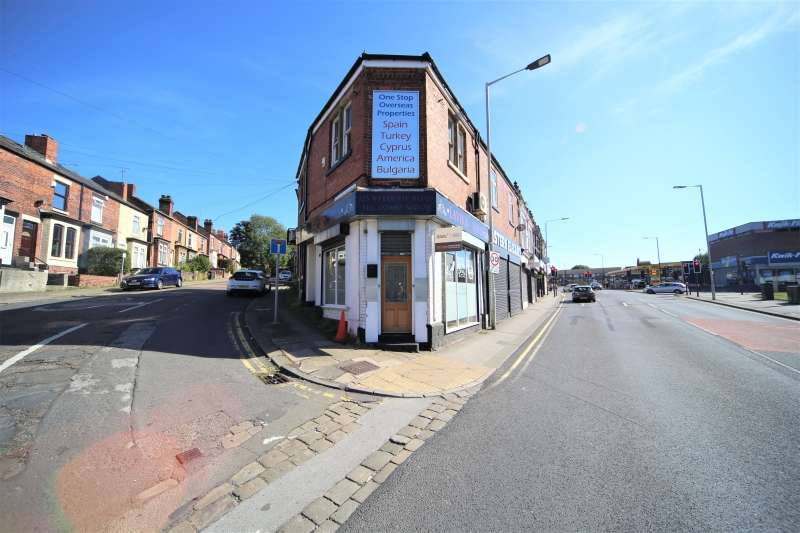 1 Bedroom Commercial Property for sale in Wellgate, Rotherham, Rotherham