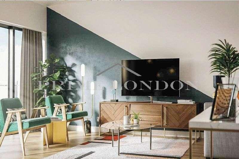 1 Bedroom Property for sale in 58-70 York Road, Battersea, London