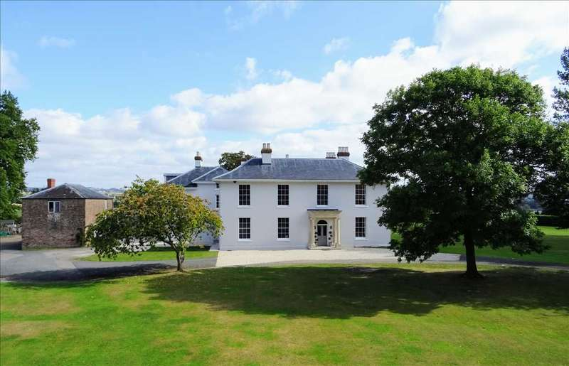 6 Bedrooms Property for sale in Bridstow, The Old Vicarage, South Herefordshire
