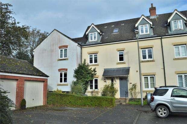 4 Bedrooms Terraced House for sale in Elms Meadow, Winkleigh, Devon