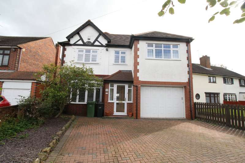 4 Bedrooms Detached House for sale in Wolverhampton Road, Sedgley, Dudley, West Midlands, DY3