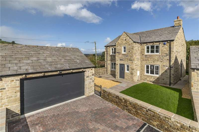 4 Bedrooms Detached House for sale in Plot 7 St Johns Croft, Off Main Street, Cononley