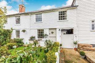 3 Bedrooms Terraced House for sale in Three Leg Cross, Ticehurst, Wadhurst, East Sussex