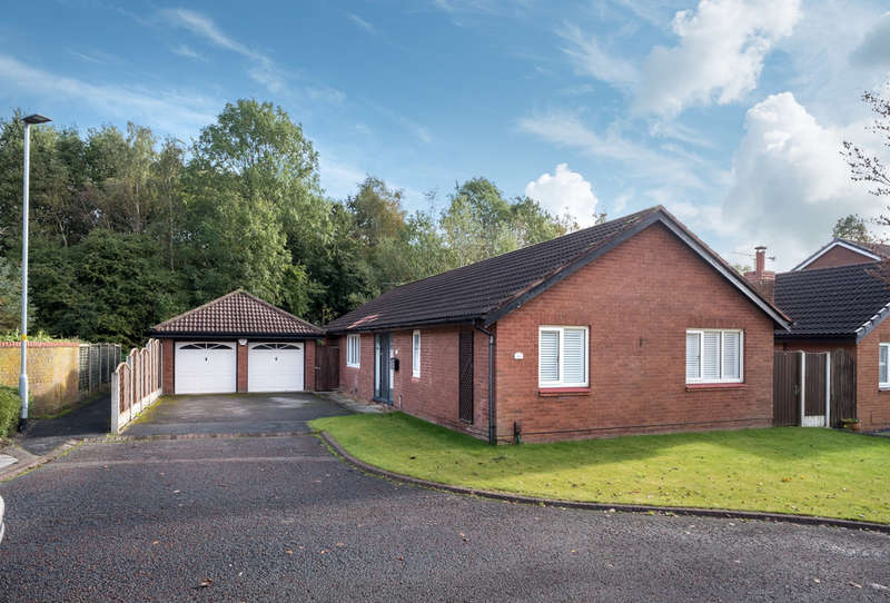3 Bedrooms Detached Bungalow for sale in Hamsterley Close, Birchwood