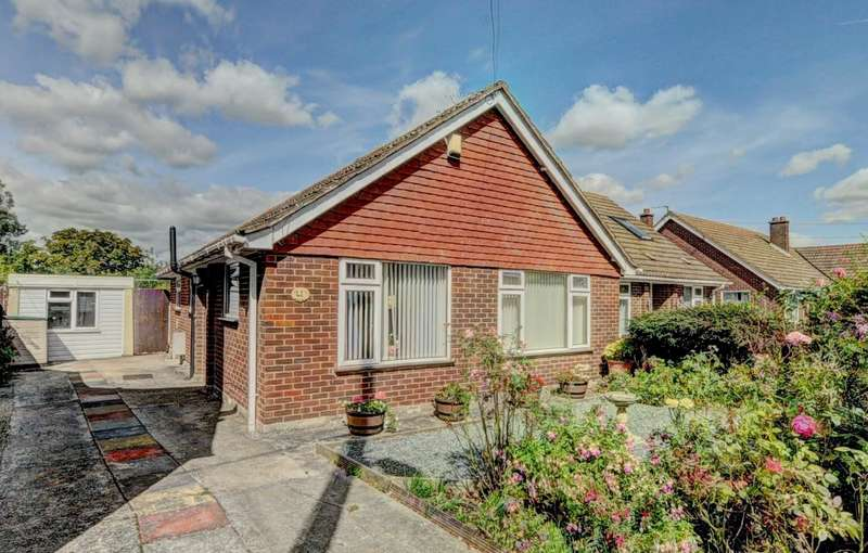 2 Bedrooms Semi Detached Bungalow for sale in Lower Icknield Way, Chinnor - Potential To Extend (STP)