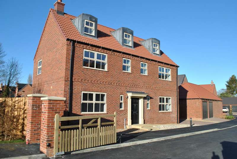 5 Bedrooms Property for sale in The Heights, Hutchinson Road, Newark