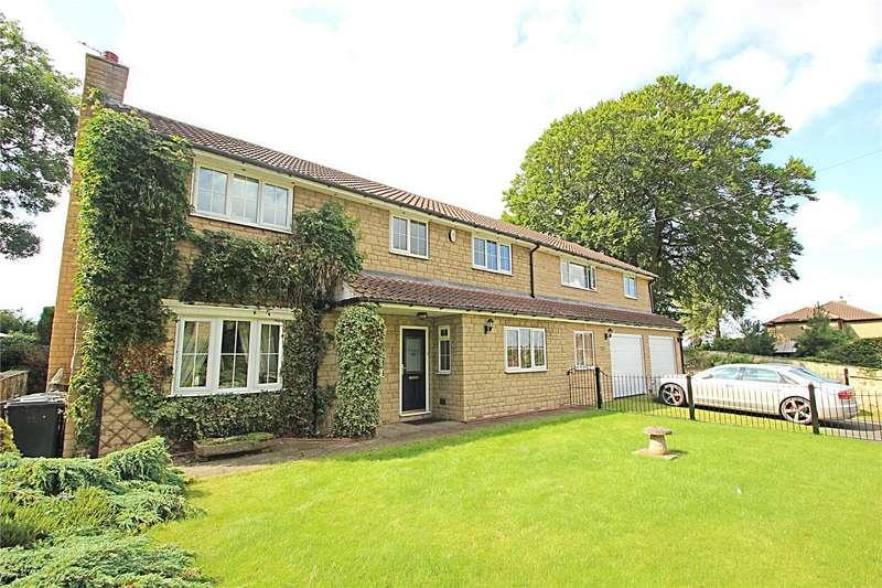 5 Bedrooms Detached House for sale in Rectory Close, Skelbrooke, Doncaster