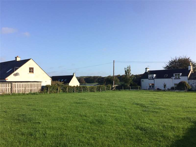 Detached House for sale in Plot At Glenlochar, Glenlochar, Castle Douglas, Dumfries and Galloway, DG7