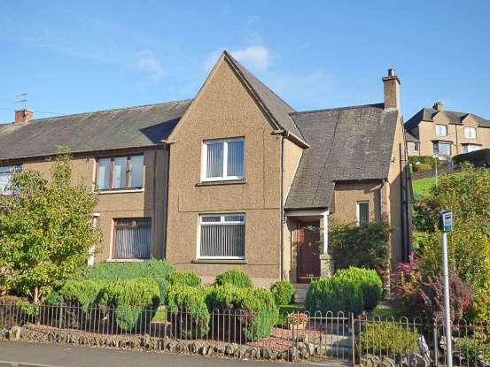 3 Bedrooms Property for sale in Bongate, Jedburgh, Roxburghshire, TD8 6DX