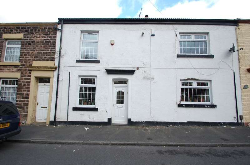 6 Bedrooms Terraced House for sale in Manor Road, Wensley Fold, Blackburn