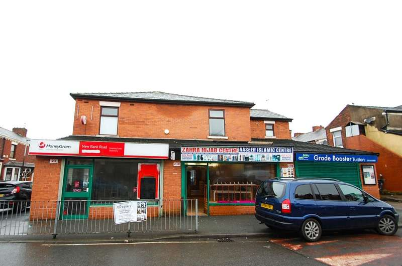 2 Bedrooms Apartment Flat for sale in New Bank Road, Blackburn, BB2 6JW