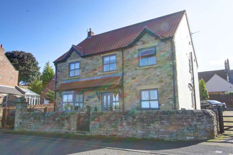 4 Bedrooms Detached House for sale in North Street, Newbottle, Houghton Le Spring, DH4