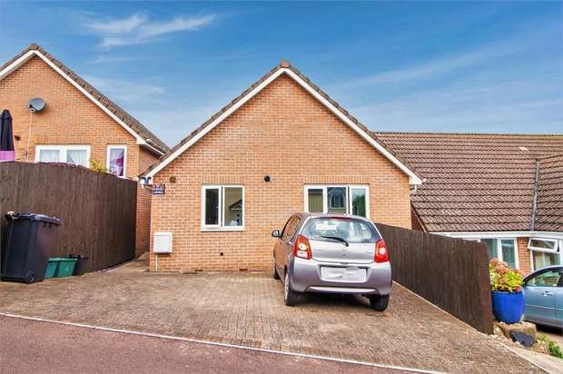 2 Bedrooms Detached Bungalow for sale in Princess Royal Road, Bream, Lydney, Gloucestershire