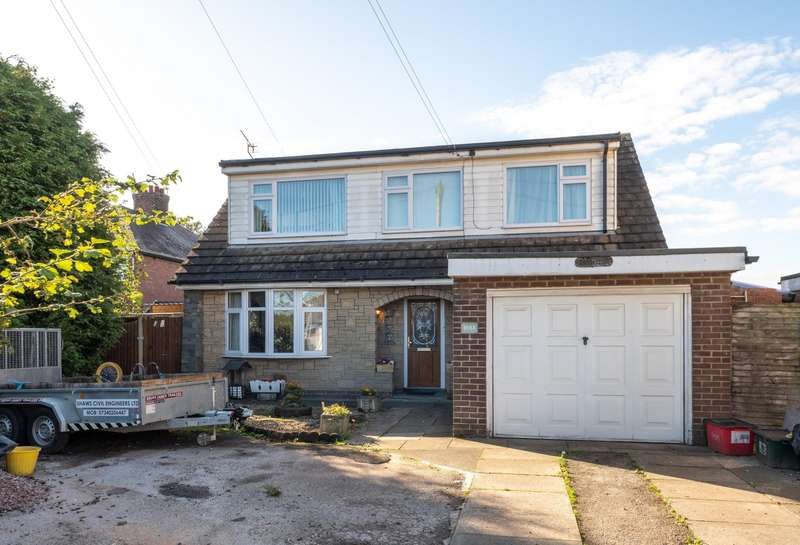 3 Bedrooms House for sale in 3 bedroom House Detached in Rudheath
