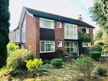 4 Bedrooms Detached House for sale in Elizabeth Crescent, Chester, Cheshire, CH4