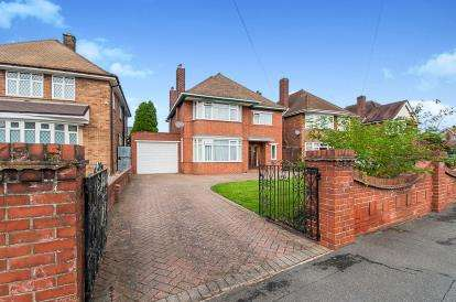 4 Bedrooms Detached House for sale in Thorpe Park Road, Netherton, Peterborough, Cambridgeshire