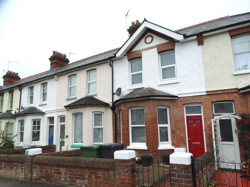 2 Bedrooms Terraced House for sale in Seaside, Eastbourne