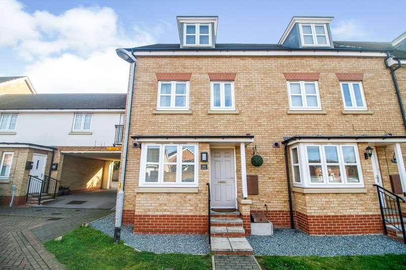 4 Bedrooms Terraced House for sale in Munstead Way, Brough, East Yorkshire, HU15