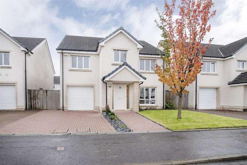 4 Bedrooms Detached House for sale in Galbraith Crescent, Larbert
