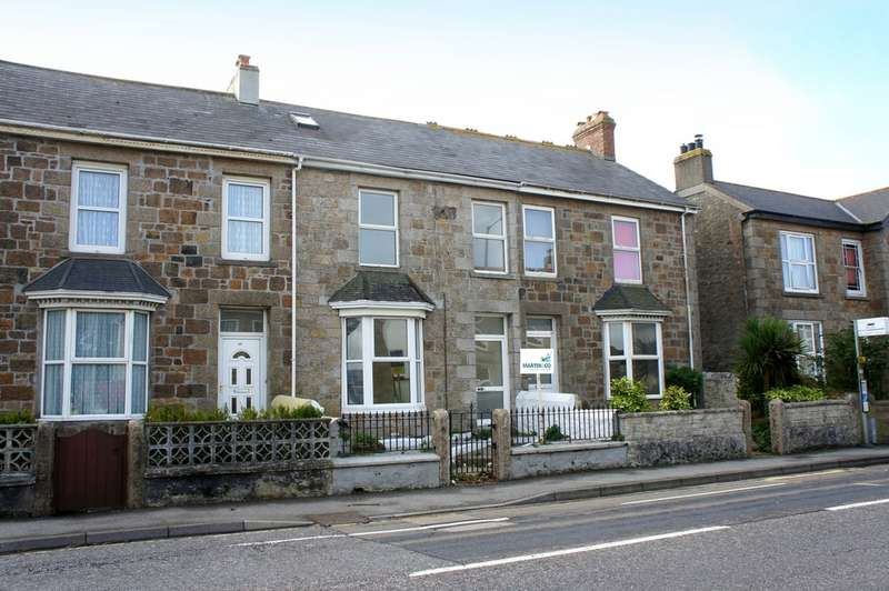 3 Bedrooms Terraced House for sale in Agar Road, Illogan Highway TR15