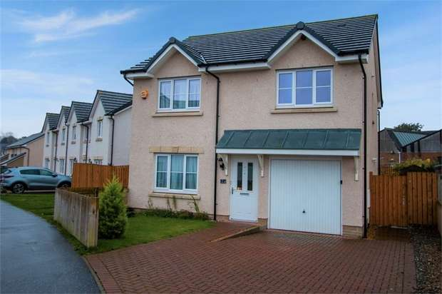 4 Bedrooms Detached House for sale in Raven Grove, Auchterarder, Perth and Kinross