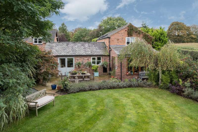 4 Bedrooms House for sale in 4 bedroom Barn Conversion Detached in Little Budworth