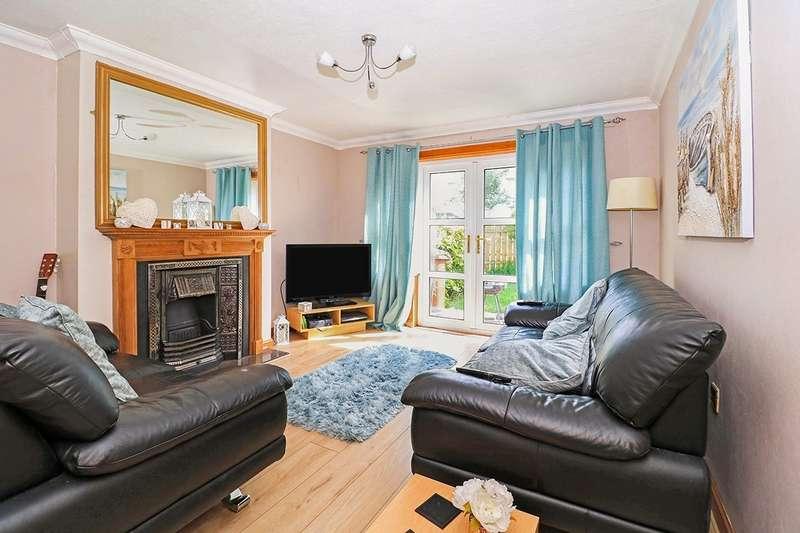 2 Bedrooms House for sale in Harburn Drive, West Calder, West Lothian, EH55