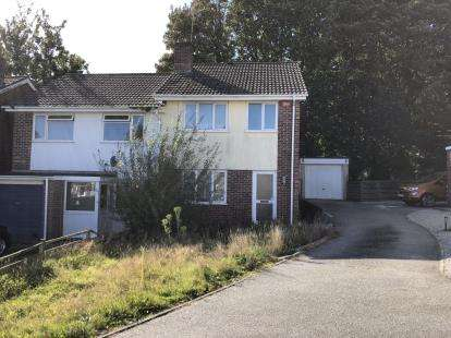 3 Bedrooms Semi Detached House for sale in St Blazey, Par, Cornwall
