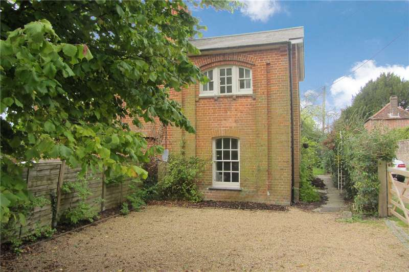 2 Bedrooms Semi Detached House for sale in Old Rectory Lane, Twyford, Winchester, Hampshire, SO21