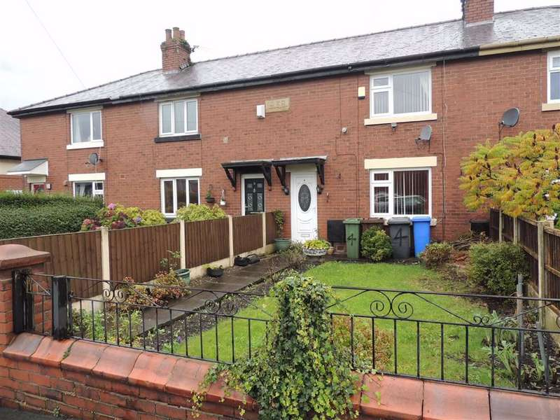 2 Bedrooms Terraced House for sale in Armadale Road, Dukinfield