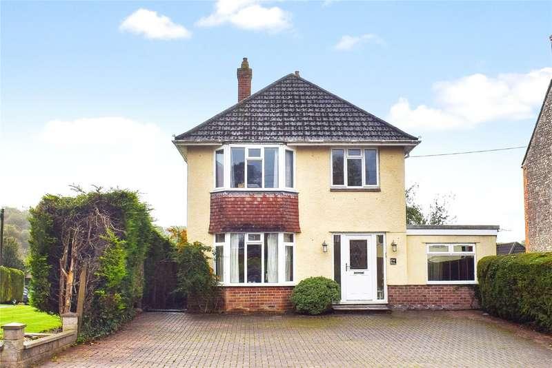 4 Bedrooms Detached House for sale in Bath Road, Wells, Somerset, BA5