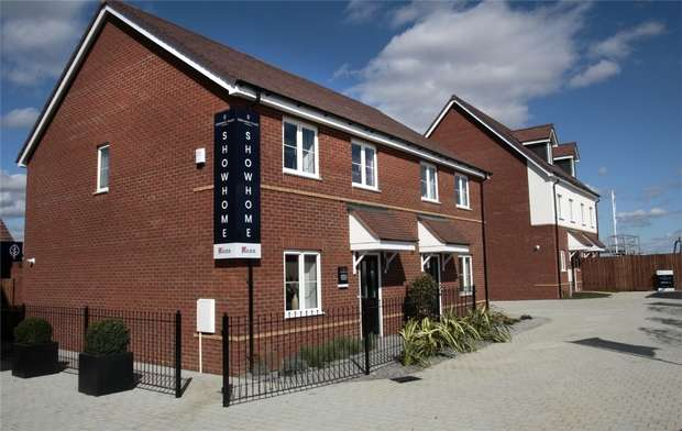 3 Bedrooms Semi Detached House for sale in The Pinewood, Greenway Place, Wixams