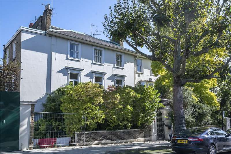 Semi Detached House for sale in Hamilton Terrace, London, NW8