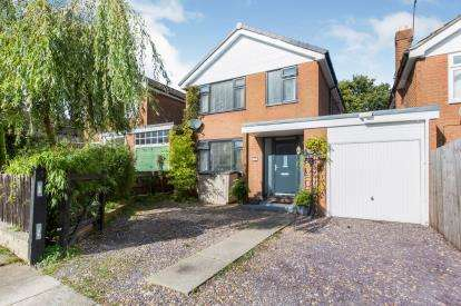 3 Bedrooms Link Detached House for sale in Nixon Drive, Winsford, Cheshire