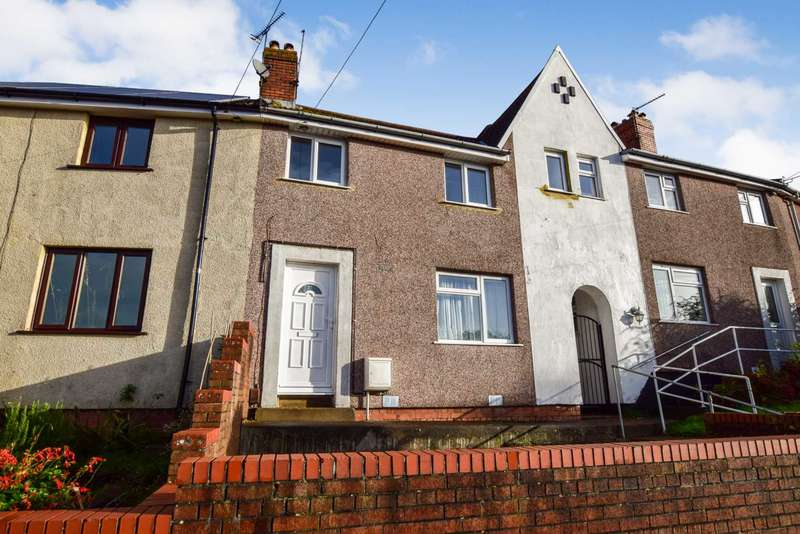 3 Bedrooms Terraced House for sale in 21 Barrow Hill Crescent, Shirehampton, Bristol, BS11 9RD