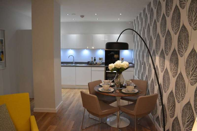 2 Bedrooms Apartment Flat for rent in Tate House, New York Road, Leeds City Centre