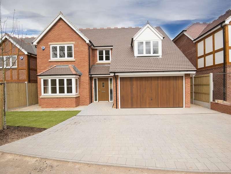 4 Bedrooms Property for sale in Plot 11, The Malvern, Pearmain Garden, Hagley