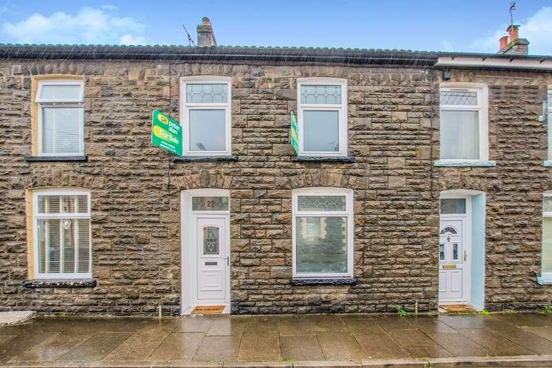 3 Bedrooms Terraced House for sale in Taff Street, Gelli, Pentre