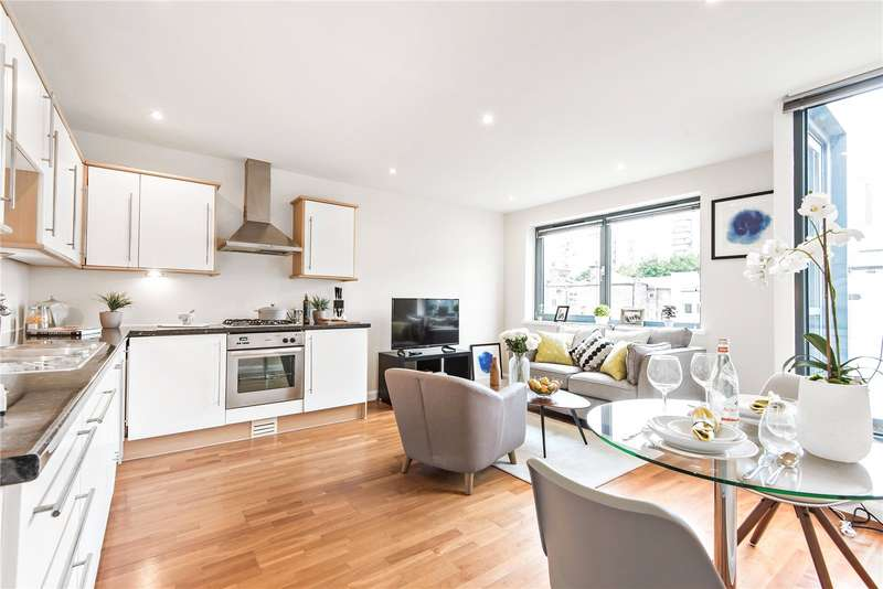 2 Bedrooms Terraced House for sale in Culford Mews, London, N1