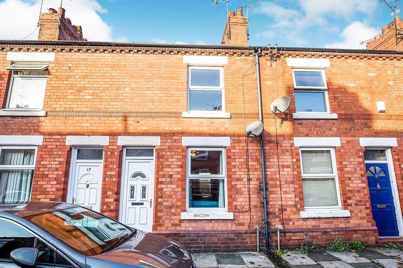 3 Bedrooms Terraced House for sale in Edna Street, Chester, CH2