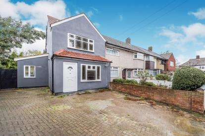 4 Bedrooms End Of Terrace House for sale in Dagenham, Essex, .