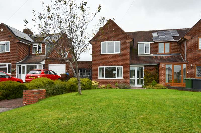 3 Bedrooms Semi Detached House for sale in Callow Hill Road, Alvechurch, Birmingham, B48