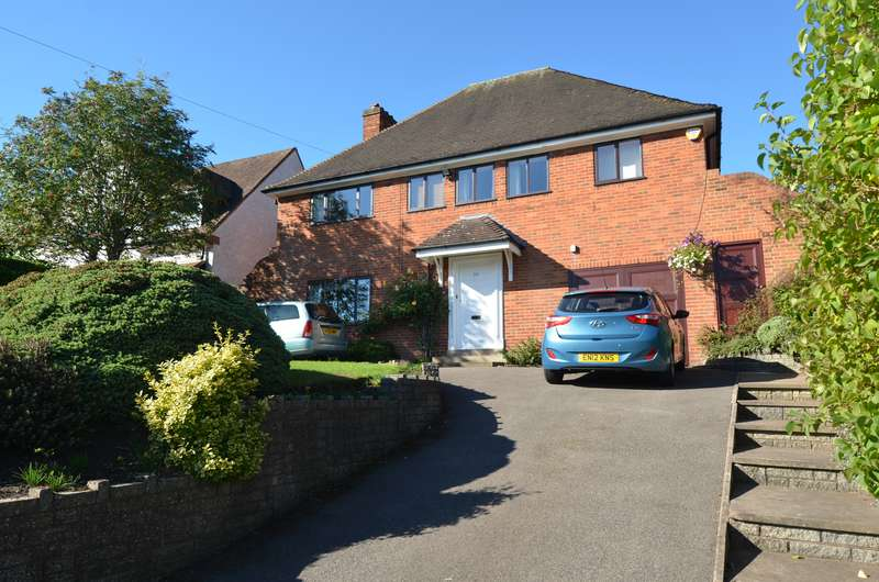 5 Bedrooms Detached House for sale in Grange Hill Road, Kings Norton, Birmingham, B38