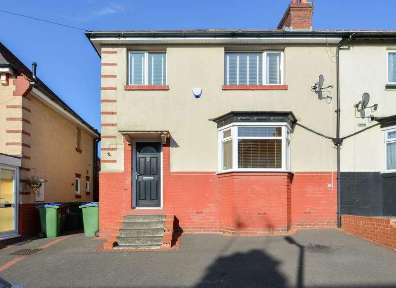 3 Bedrooms Semi Detached House for sale in Wheatley Road, Oldbury, West Midlands, B68