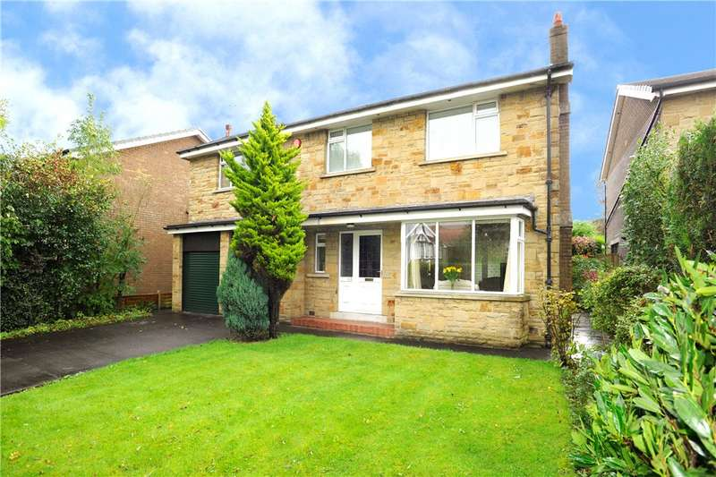 4 Bedrooms Detached House for sale in Victoria Road, Elland, West Yorkshire