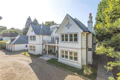 6 Bedrooms Detached House for sale in Holwood Park Avenue, Keston Park