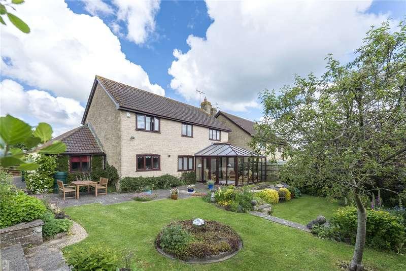 4 Bedrooms Detached House for sale in Bucklers Mead, Yetminster, Sherborne, Dorset, DT9