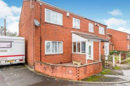 3 Bedrooms End Of Terrace House for sale in Star Close, Walsall, West Midlands