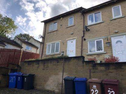 3 Bedrooms End Of Terrace House for sale in Chestnut Rise, Burnley, Lancashire, BB11